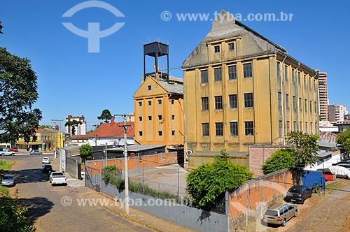 Assunto: Antigo moinho - atual casa noturna Moinho Lounge Club / Local: Passo Fundo - Rio Grande do Sul (RS) - Brasil / Data: 03/2011