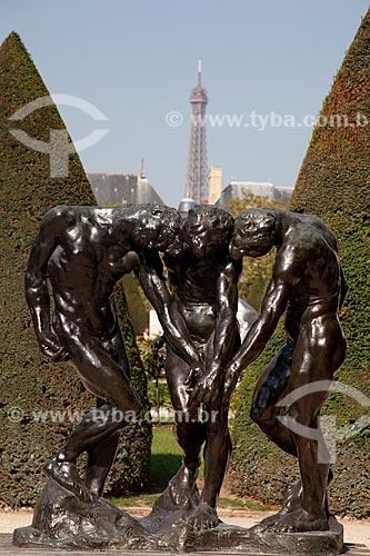 Assunto: Museu Rodin - Estátuas em Bronze