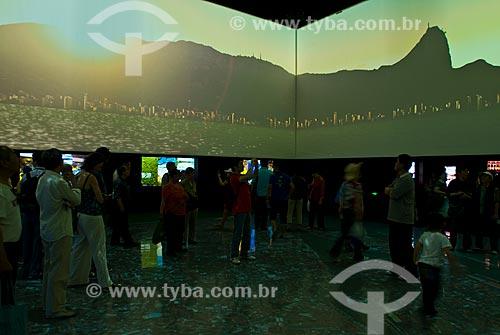 Assunto: Expo Shanghai - Feira Mundial de 2010 Pavilhão do Brasil / Local: Xangai - China - Ásia / Data: 05/2010