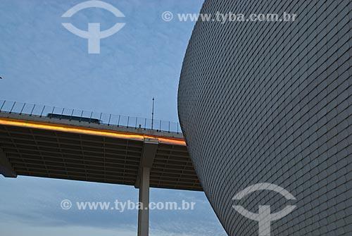 Assunto: Expo Shanghai - Feira Mundial de 2010 Pavilhão da Alemanha / Local: Xangai - China - Ásia / Data: 05/2010