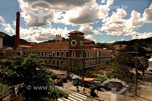 Assunto: Fábrica Confiança - Prédio atualmente ocupado pelo Extra Hipermercados / Local: Vila Isabel - Rio de Janeiro (RJ) - Brasil / Data: 12/2007