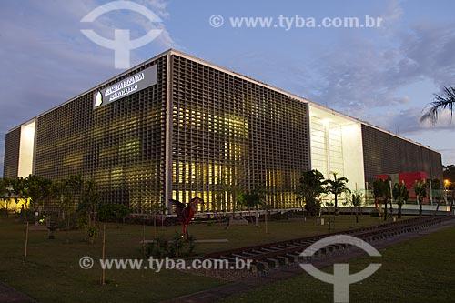 Assunto: Fachada do edifício da Assembleéia Legislativa de São Paulo - Palácio 9 de Julho / Local: São Paulo (SP) - Brasil / Data: 07/2011