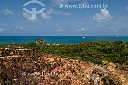 Assunto: Antiga Casa do Faroleiro  / Local: Cabo de Santo Agostinho - Pernambuco (PE) - Brazil / Data: 09/2011
