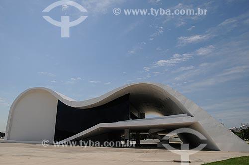 Assunto: Prédio da Sede da Fundação Oscar Niemeyer - Caminho Niemeyer / Local: Niterói - Rio de Janeiro (RJ) - Brasil / Data: 04/2011