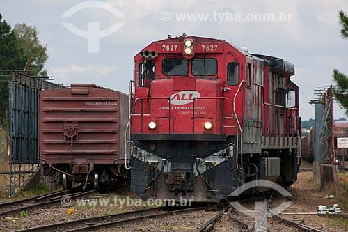 Assunto: Ferrovia da America Latina Logística / Local: Passo Fundo - Rio Grande do Sul (RS) - Brasil / Data: 04/2011