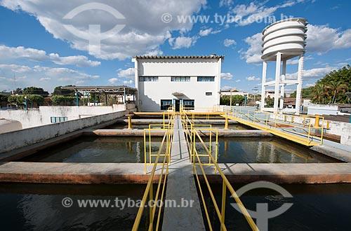 Assunto: Estação de Tratamento de Água - Captação de água do Rio São Francisco / Local: Pirapora - Minas Gerais (MG) - Brasil / Data: 09/2011