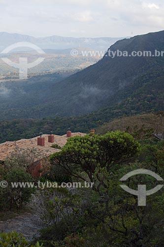 Assunto: Pousada Estalagem do Mirante na Serra da Moeda  / Local: Brumadinho - Minas Gerais (MG) - Brasil / Data: 11/2011
