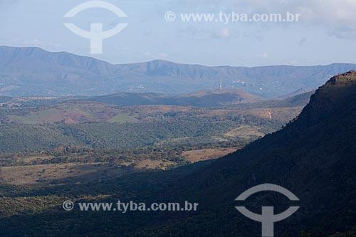 Assunto: Serra da Moeda  / Local: Brumadinho - Minas Gerais (MG) - Brasil / Data: 11/2011