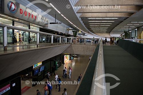 Assunto: Aeroporto Internacional Tancredo Neves / Local: Confins - Minas Gerais (MG) - Brasil / Data: 11/2011