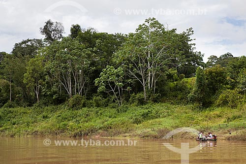Assunto:  Rio Caetés  / Local: Sena Madureira - Acre (AC) - Brasil / Data: 11/2011
