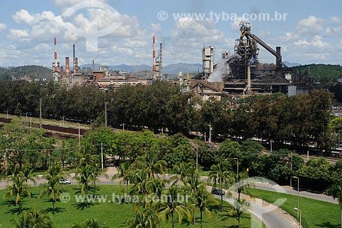 Assunto: Fábrica da Usiminas / Local: Ipatinga - Minas Gerais (MG) - Brasil / Data: 11/2011