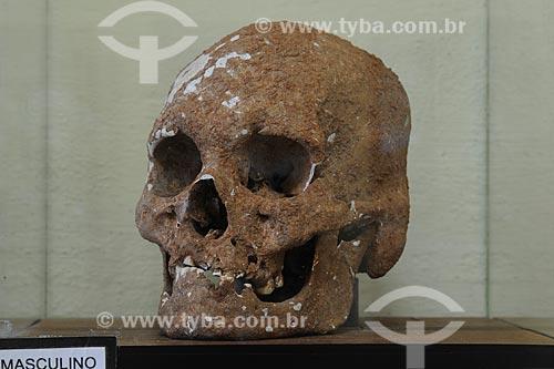 Assunto: Museu Arqueológico da Lapinha / Local: Lagoa Santa - Minas Gerais (MG) - Brasil / Data: 11/2011