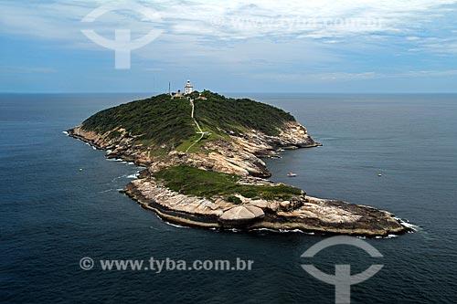 Assunto: Ilha Rasa / Local: Rio de Janeiro (RJ) - Brasil / Data: 01/2012
