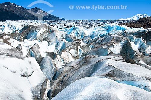 Assunto: Vista do Glaciar Viedma / Local: El Chalten - Província de Santa Cruz - Argentina - América do Sul / Data: 02/2010