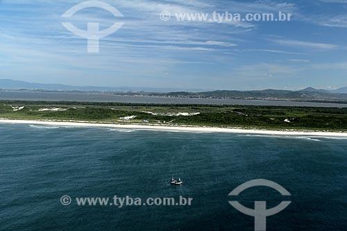 Assunto: Restinga de Marambaia - Área protegida pela Marinha do Brasil / Local: Rio de Janeiro (RJ) - Brasil / Data: 01/2012