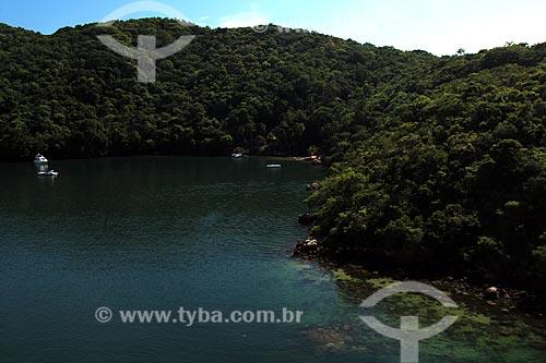 Assunto: Vista de Ilha Grande - Área de Proteção Ambiental de Tamoios / Local: Distrito Ilha Grande - Angra dos Reis - Rio de Janeiro (RJ) - Brasil / Data: 01/2012