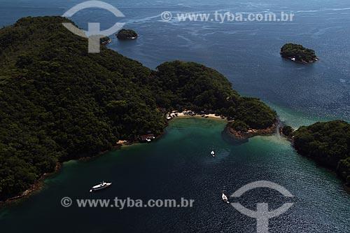 Assunto: Freguesia de Santana - Área de Proteção Ambiental de Tamoios / Local: Distrito Ilha Grande - Angra dos Reis - Rio de Janeiro (RJ) - Brasil / Data: 01/2012