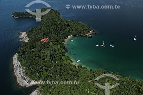 Assunto: Ilha da Gipóia / Local: Angra dos Reis - Rio de Janeiro (RJ) - Brasil / Data: 01/2012