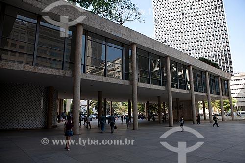 Assunto: Palácio Gustavo Capanema (Antigo prédio do MEC) / Local: Centro - Rio de Janeiro (RJ) - Brasil / Data: 09/2011