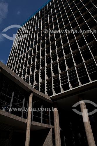 Assunto: Fachada do Palácio Gustavo Capanema (Antigo prédio do MEC) / Local: Centro - Rio de Janeiro (RJ) - Brasil / Data: 09/2011