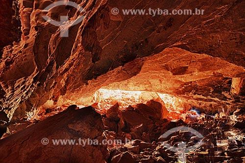 Assunto: Gruta da Lapa Doce / Local: Iraquara - Bahia (BA) - Brasil  / Data: 01/2012