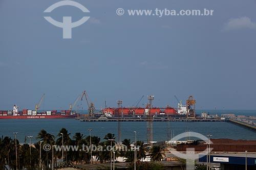Assunto: Terminal Portuário do Pecém / Local: São Gonçalo do Amarante - Ceará (CE) - Brasil / Data: 02/2012