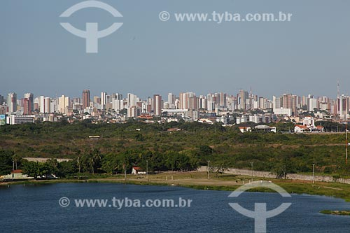 Assunto: Vista de Fortaleza / Local: Fortaleza - Ceará (CE) - Brasil / Data: 12/2011