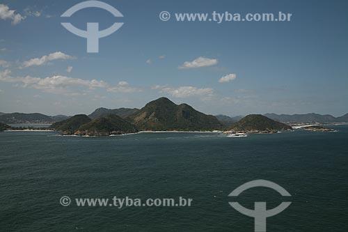 Assunto: Vista aérea de Niterói / Local: Niterói - Rio de Janeiro (RJ) - Brasil / Data: 09/2011