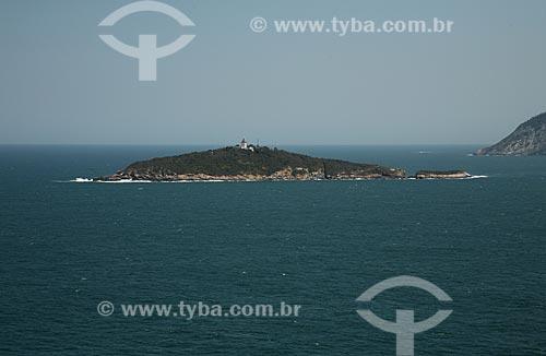 Assunto: Ilha Rasa / Local: Rio de Janeiro (RJ) - Brasil / Data: 09/2011