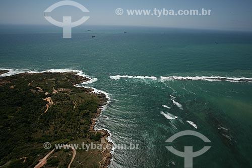Assunto: Vista aérea do Parque Metropolitano Armando de Holanda Cavalcanti / Local: Cabo de Santo Agostinho - Pernambuco (PE) - Brasil / Data: 10/2011