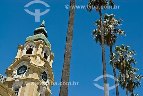 Assunto: Torre do Memorial do Rio Grande do Sul - Antigo prédio dos Correios e Telégrafos / Local: Porto Alegre - Rio Grande do Sul (RS) - Brasil / Data: 11/2011