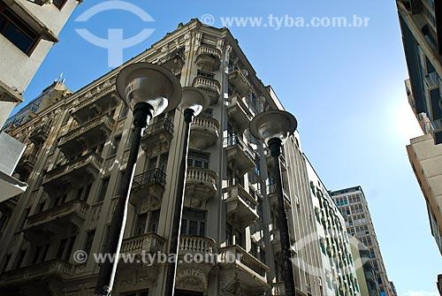 Assunto: Edifício Hermann localizado na esquina da Rua dos Andradas com Rua Uruguai / Local: Porto Alegre - Rio Grande do Sul (RS) - Brasil / Data: 12/2011