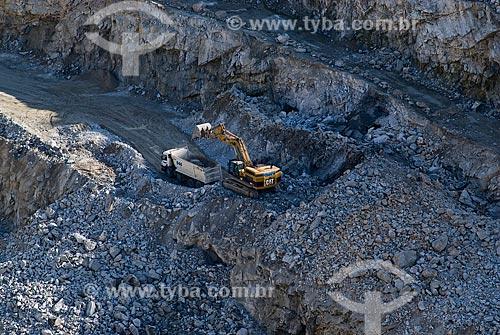 Assunto: Mina de Fosfato no Vale da Ribeira / Local: Cajati - São Paulo (SP) - Brasil / Data: 02/2009