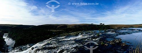 Assunto: Vista de Passo da Ilha / Local: Região de Campos de Cima da Serra - Rio Grande do Sul (RS) - Brasi / Data: 10/2005