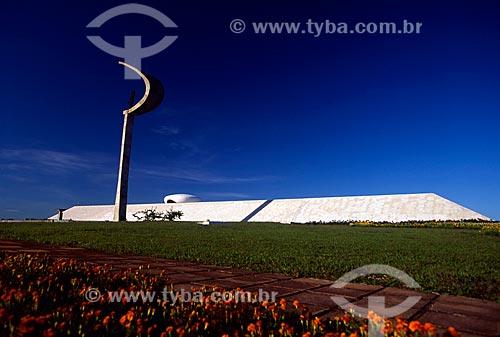Assunto: Memorial de JK / Local: Brasília - Distrito Federal (DF) - Brasil / Data: 04/2008