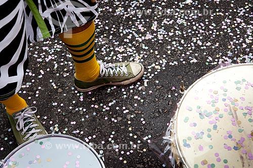 Assunto: Carnaval de Rua - Bloco Bangalafumenga / Local: Jardim Botânico - Rio de Janeiro (RJ) - Brasil / Data: 02/2011