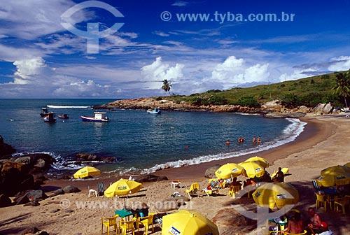 Assunto: Praia de Calhetas / Local: Cabo de Santo Agostinho - Pernambuco (PE) - Brasil / Data: 06/2010