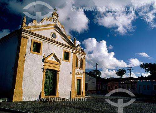 Assunto: Igreja de São Sebastião / Local: Igarassu - Pernambuco (PE) - Brasil / Data: 08/2008