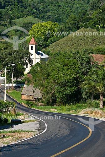 Assunto: Estrada do Sabor - Colônia italiana  / Local: Garibaldi - Rio Grande do Sul (RS) - Brasil / Data: 02/2012