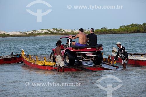 Assunto: Passeio de bugre pelo Parque Nacional de Jericoacoara / Local: Jijoca de Jericoacoara - Ceará (CE) - Brasil / Data: 11/2011