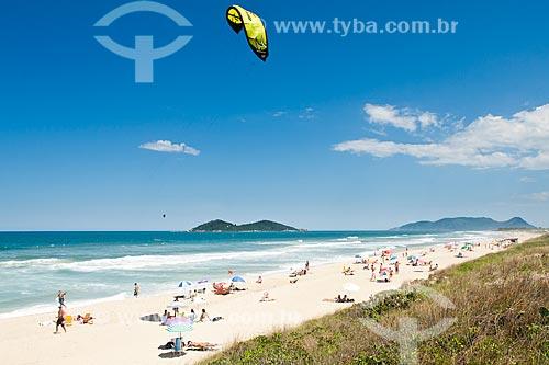 Assunto: Praia do Campeche / Local: Florianópolis - Santa Catarina (SC) - Brasil / Data: 02/2012