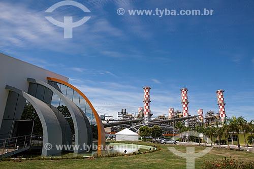 Assunto: Vista da UTE Norte Fluminense  / Local: Macaé - Rio de Janeiro (RJ) - Brasil  / Data: 10/2011