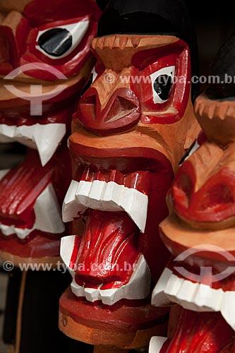 Assunto: Detalhe de carrancas / Local: Olinda - Pernambuco (PE) - Brasil / Data: 11/2011