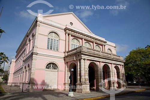 Assunto: Teatro Santa Isabel (1850) / Local: Recife - Pernambuco (PE) - Brasil / Data: 11/2011