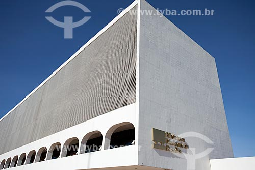 Assunto: Biblioteca Nacional de Brasília ou Biblioteca Nacional Leonel de Moura Brizola / Local: Brasília - Distrito Federal (DF) - Brasil / Data: 11/2011