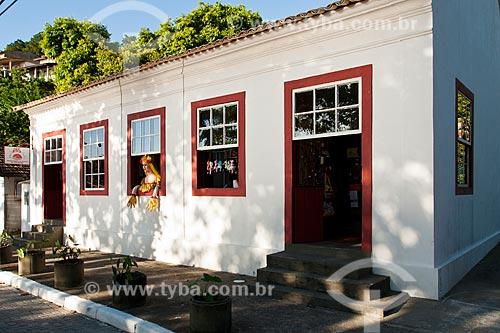 Assunto: Casarão Cultural de Sambaqui (Antigo posto da alfândega inaugurado em 1854) / Local: Distrito de Santo Antonio de Lisboa - Florianópolis - Santa Catarina (SC) - Brasil / Data: 03/2012