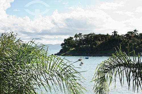 Assunto: Ponta do Sambaqui / Local: Distrito de Santo Antonio de Lisboa - Florianópolis - Santa Catarina (SC) - Brasil / Data: 04/2012