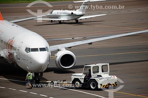 Assunto: Aeroporto Internacional Salgado Filho  / Local: Porto Alegre - Rio Grande do Sul (RS) - Brasil / Data: 02/2012