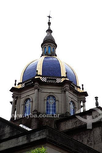 Assunto: Cúpula da Catedral de São Francisco de Paula / Local: Pelotas - Rio Grande do Sul (RS) - Brasil / Data: 02/2012