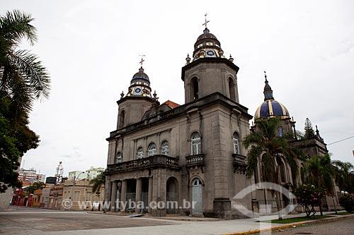 Assunto: Catedral de São Francisco de Paula / Local: Pelotas - Rio Grande do Sul (RS) - Brasil / Data: 02/2012